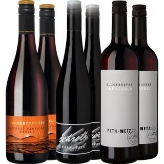 Kräftige Rotweine Paket