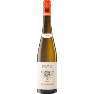 2019 St. Urbans-Hof Weissburgunder trocken - Weingut Nik Weis - St. Urbans-Hof