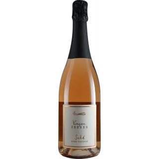 2016 Rosé Sekt trocken BIO - Weingut Vinçon-Zerrer