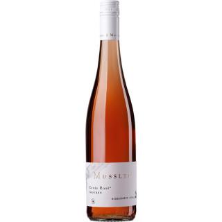2019 Cuvée Rosé trocken - Weingut Mussler