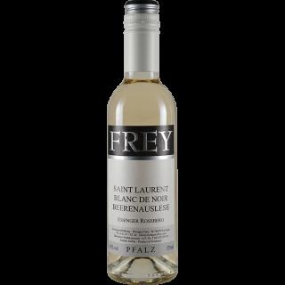 2018 Saint Laurent Beerenauslese Blanc de Noir edelsüß 0,375 L - Weingut Frey