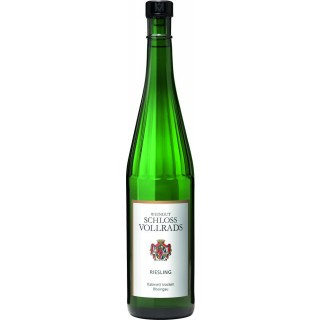 2017 Riesling Kabinett trocken - Schloss Vollrads