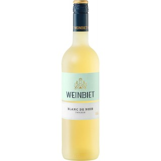 2018 Blanc de Noir trocken - Weinbiet Manufaktur