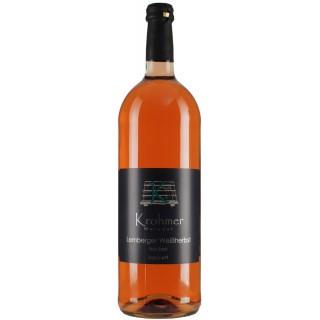 2017 Lemberger Rosé trocken 1L - Weingut Krohmer