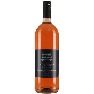 2019 Lemberger Rosé trocken 1,0 L - Weingut Krohmer