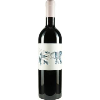 2017 Samtpfote Cuvée rot trocken - Weingut Bietighöfer