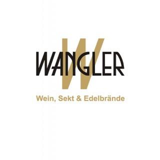 2018 Abstatter Schozachtal Trollinger halbtrocken 1L - Weinkellerei Wangler