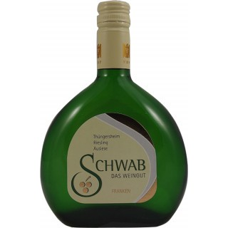 2015 Riesling Auslese edelsüß 0,5L - Weingut Schwab
