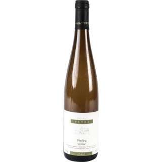 2018 Riesling CLASSIC - Weingut Peter