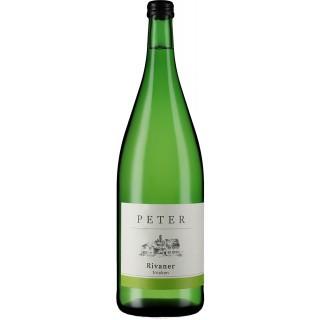 2020 MüllerThurgau trocken 1,0 L - Weingut Peter