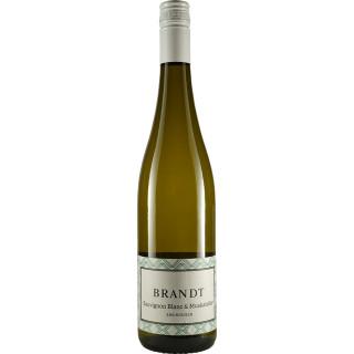 2019 Sauvignon Blanc & Muskateller feinherb - Weingut Brandt