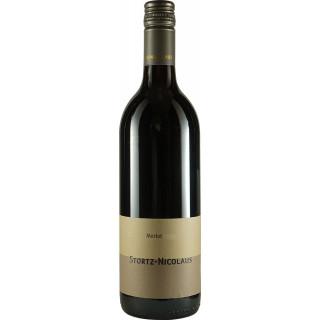 2018 Merlot trocken - Wein- & Sektgut Stortz-Nicolaus