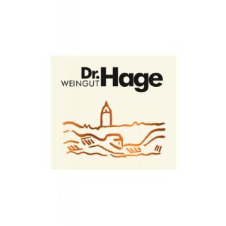 3x 2018 Dornfelder Piccolo QbA trocken 0,25L - Weingut Dr. Hage