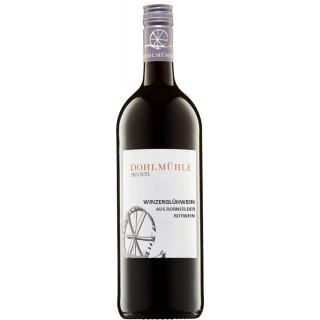 Glühwein rot 1,0 L - Weingut Dohlmühle