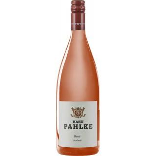2020 Rosé iter feinherb 1,0 L - Weingut Hahn Pahlke