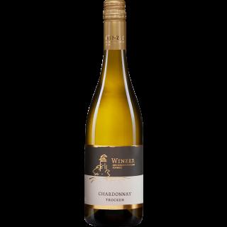 2019 Wöllstein Chardonnay trocken - Winzer der Rheinhessischen Schweiz
