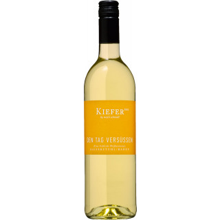 2019 Den Tag versüßen Weißweincuvée lieblich - Weingut Friedrich Kiefer