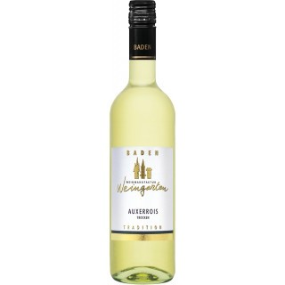 2019 Auxerrois Tradition trocken - Weinmanufaktur Weingarten