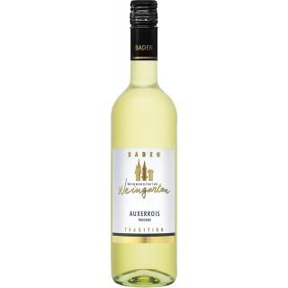2019 Auxerrois trocken Tradition - Weinmanufaktur Weingarten