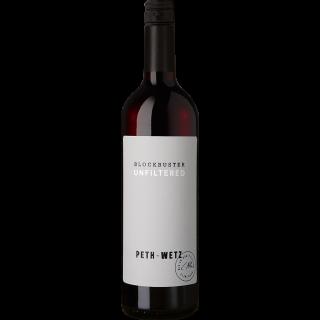 2015 Blockbuster Unfiltered trocken - Weingut Peth-Wetz
