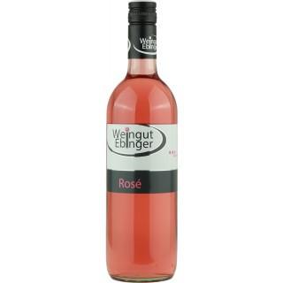 2019 Zweigelt Rosé trocken - Weingut Ebinger