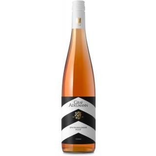2017 Spätburgunder Rosé trocken - Weingut Graf Adelmann