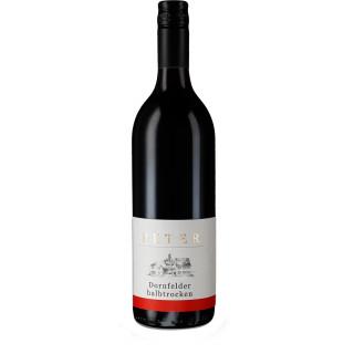 2020 Dornfelder Rotwein trocken - Weingut Peter