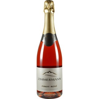 Pinot Rose Sekt trocken - Weingut Zimmermann