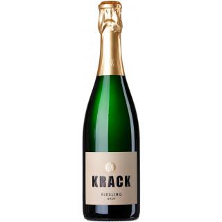 2016 Krack Riesling Sekt Brut - Sekthaus Krack