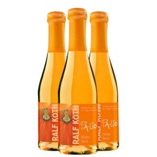 3x Palio Kürbis-Secco 0,2 L - Wein & Secco Köth