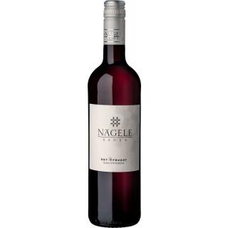 """Rot+Frucht"" Rotweincuvée Halbtrocken - Weingut Nägele"