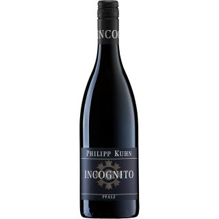"2017 ""Incognito"" Rotweincuvée trocken - Weingut Philipp Kuhn"