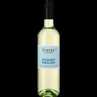 2019 Kiefer Rivaner-Riesling trocken - Weingut Friedrich Kiefer