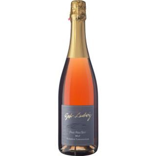 2014 Pinot Rose Sekt brut - Weingut Gebrüder Ludwig