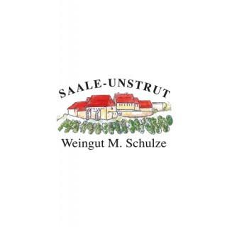 2017 Bad Kösener Schöne Aussicht Müller Thurgau trocken 1L - Weingut Schulze