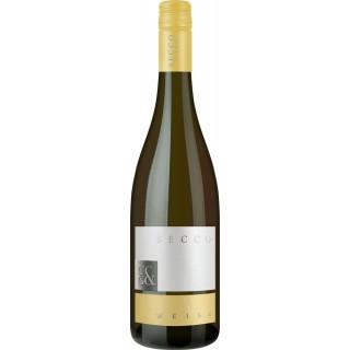 Secco weiß Qualitätsperlwein feinherb - Weingärtner Cleebronn-Güglingen