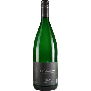 2019 Riesling halbtrocken 1L - Weingut Schaurer