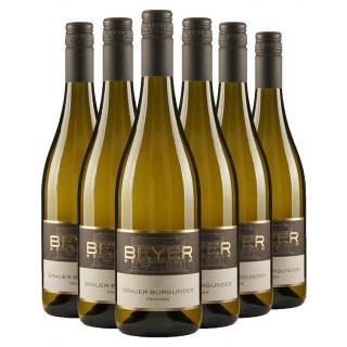 Grauer Burgunder Paket - Weingut Johann P. Beyer