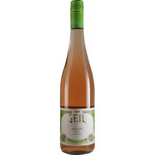 2019 Merlot Rosé trocken - Weingut Geil