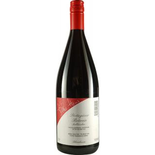 2019 Portugieser Rotwein feinherb 1,0 L - Weingut Dieter Heinz
