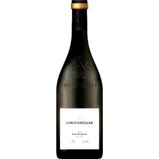 2018 Pur Mineral Chardonnay trocken - Weingut Lergenmüller