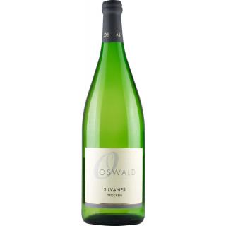 2018 Silvaner trocken 1000ml - Weingut Oswald