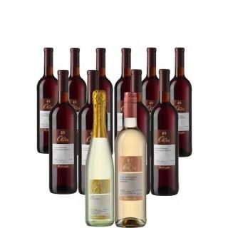 """Paket """"12 Flaschen"""" - Weingut Ottes"""