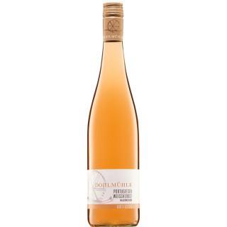 2018 Portugieser Weißherbst halbtrocken - Weingut Dohlmühle