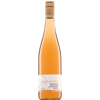 2020 Portugieser Weißherbst halbtrocken - Weingut Dohlmühle