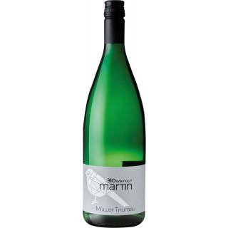 2020 Müller-Thurgau Bio 1,0 L - Bioweingut Martin
