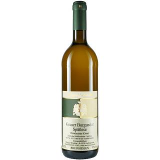 2019 Grauer Burgunder Spätlese lieblich - Weingut Winckler