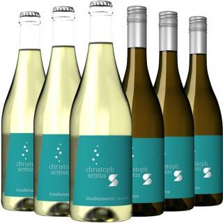 2019 Seccopaket  mit & ohne Alkohol - Weingut Semus