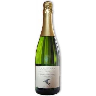 Baden Pinot & Chardonnay brut Bio - Weingut Landmann