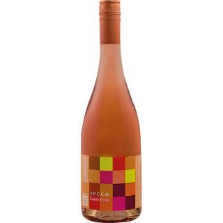 2019 Secco Lorenzo rosé brut - Weingut Klostermühle